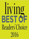 Living Best of Readers' Choice 2016