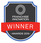 Franchise Innovation Awards 2019 - Winner