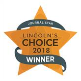 Journal Star Winner. Lincoln's Choice 2018