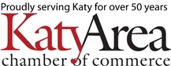 Proudly serving Katy for over 50 Years. Katy Area Chamber of COmmerce