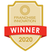 Franchise Innovation Award Winner 2020