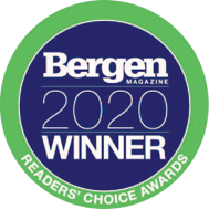 Bergen Magazine Reader's Choice Awards 2020 Winner