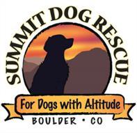 Summit Dog Rescue Badge
