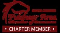 Flushear Area, Chamber of Commerce. Charter Member