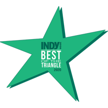 Indy Best of Triangle 2020