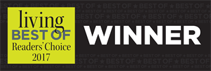 Living Best of Readers' Choice 2017 Winner