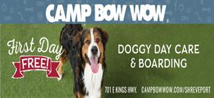 Camp Bow Wow Shreveport Tour