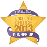 Journal Star: Lincoln's Choice 2013 Runner Up