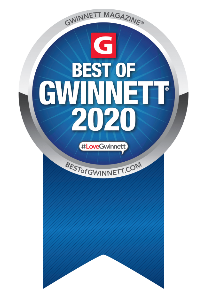 Voted Best of Gwinnett 2015