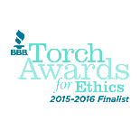 Torch Awards for Ethics Badge