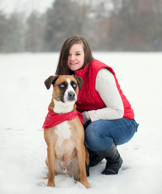 Photo of Julie Years with Camp Bow Wow: 9 months