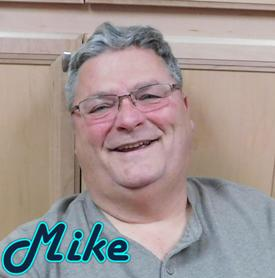 Photo of Mike