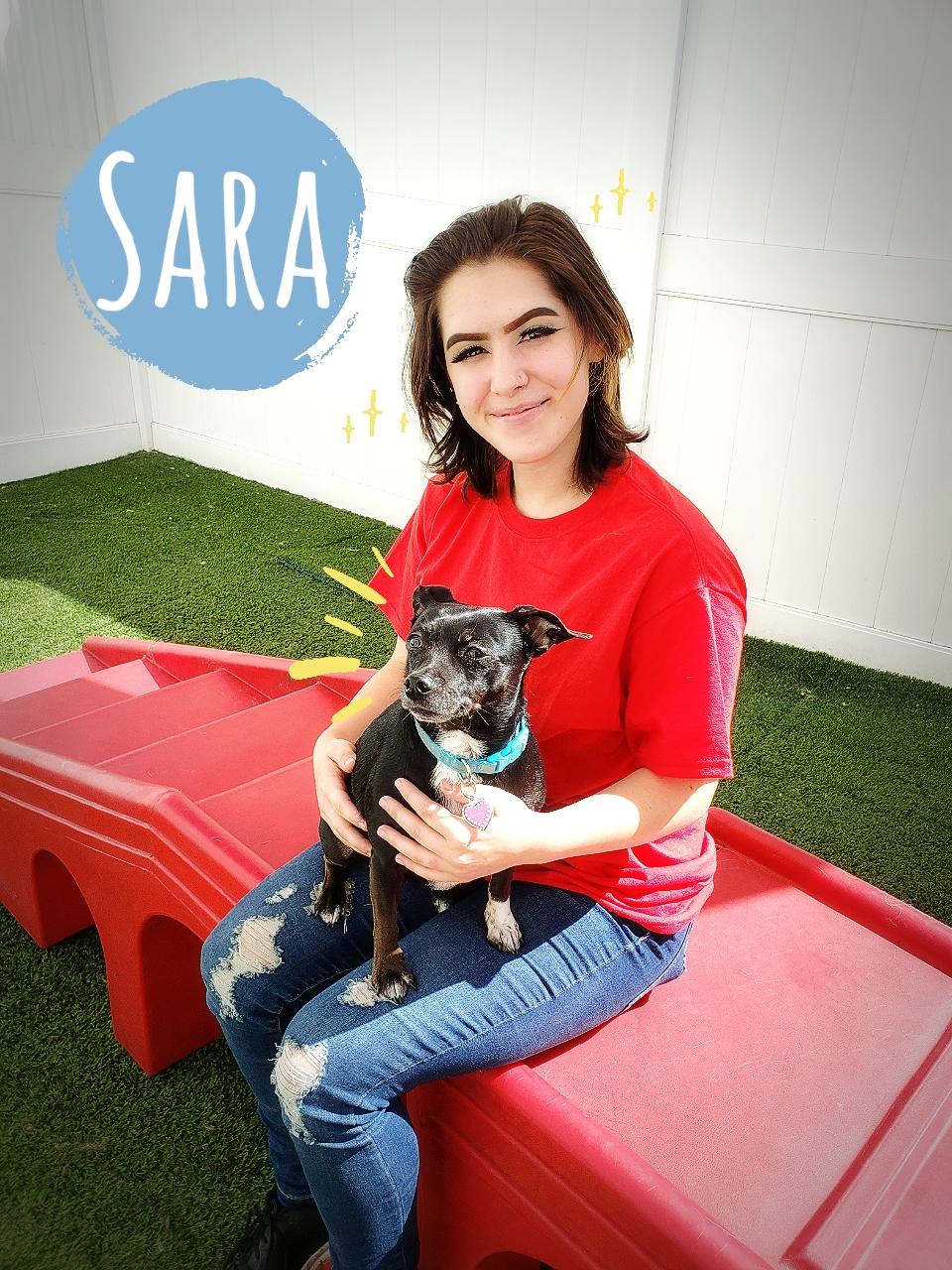 Photo of Sara Bettencourt