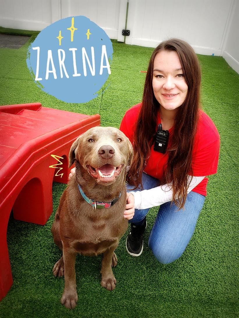 Photo of Zarina Dunkin