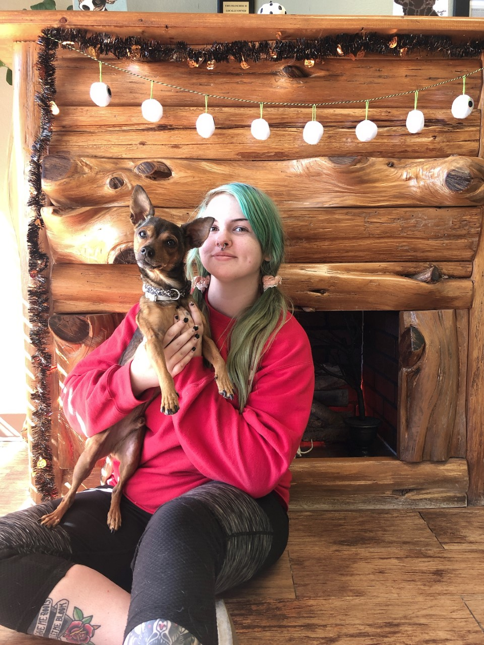 Photo of Lacey Months with Camp Bow Wow: 3 months