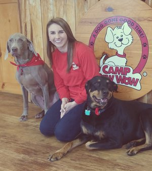 Photo of Lindsay Years With Camp Bow Wow: 6