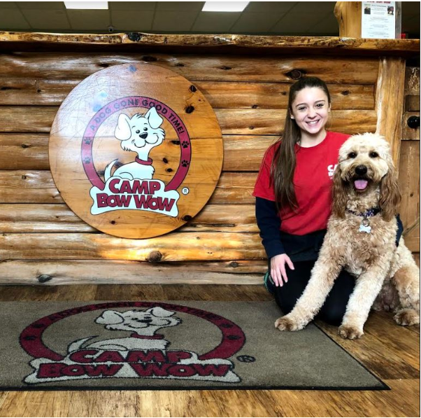 Photo of Rachel Years With Camp Bow Wow: 1