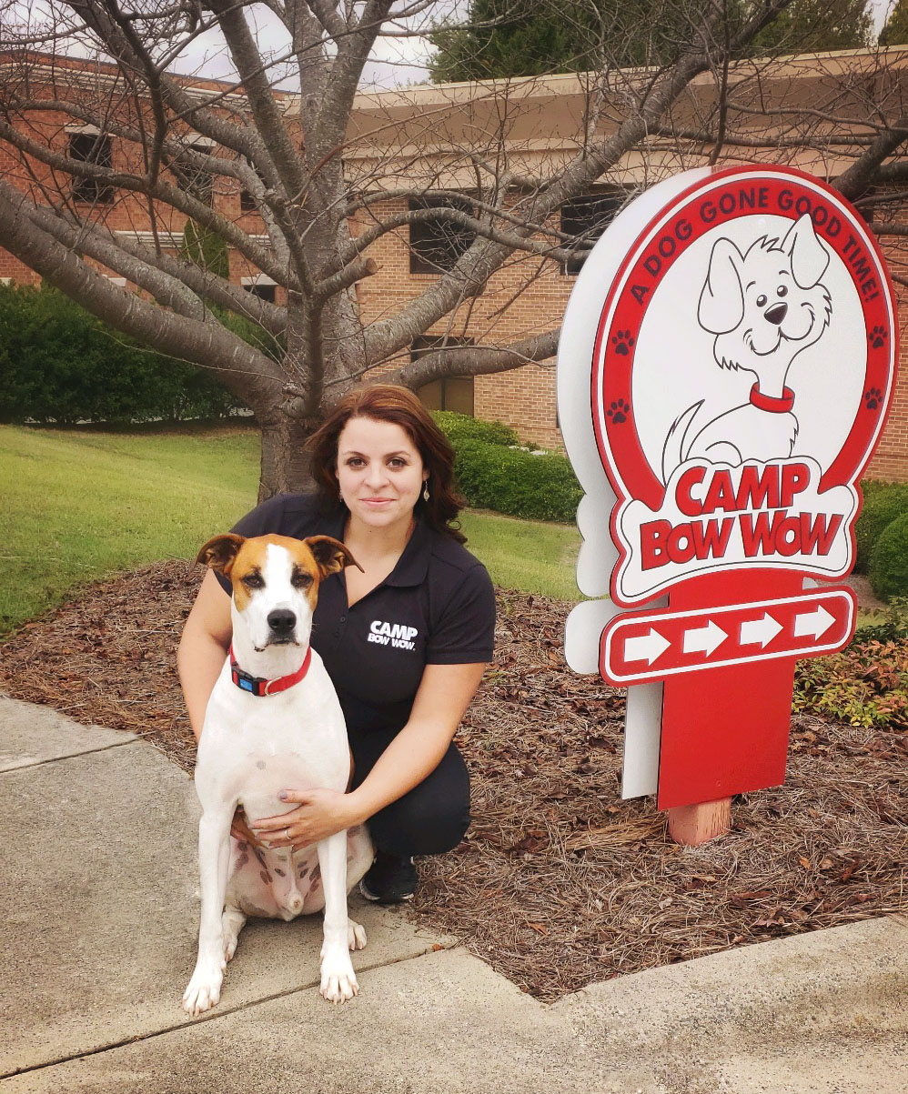 Photo of Lauren Years with Camp Bow Wow: 3