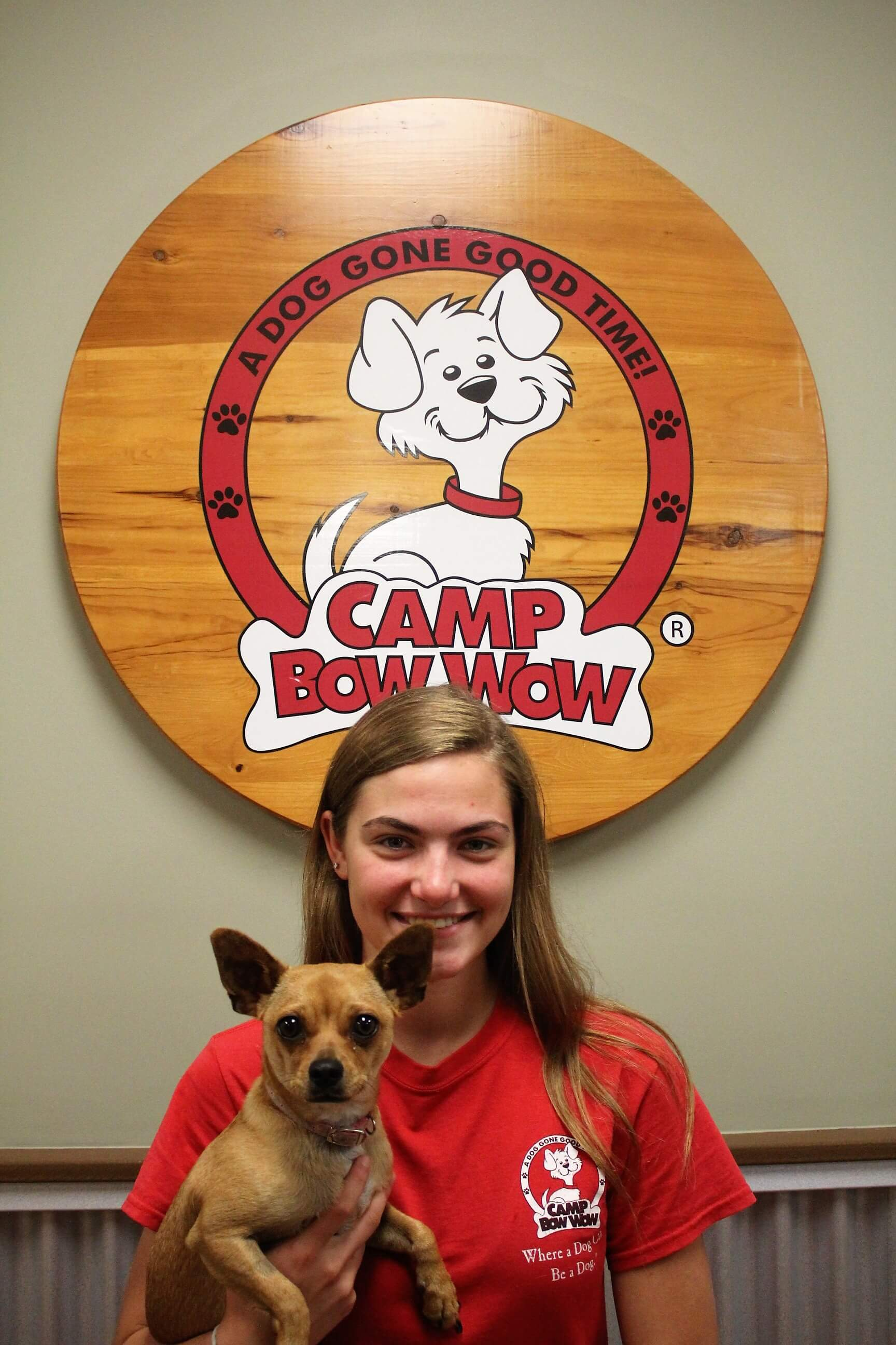 Photo of Sydney Grace Years With Camp Bow Wow: 2