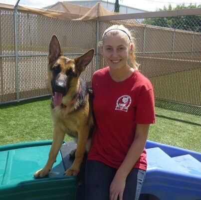 Photo of Rachel Years With Camp Bow Wow: 3