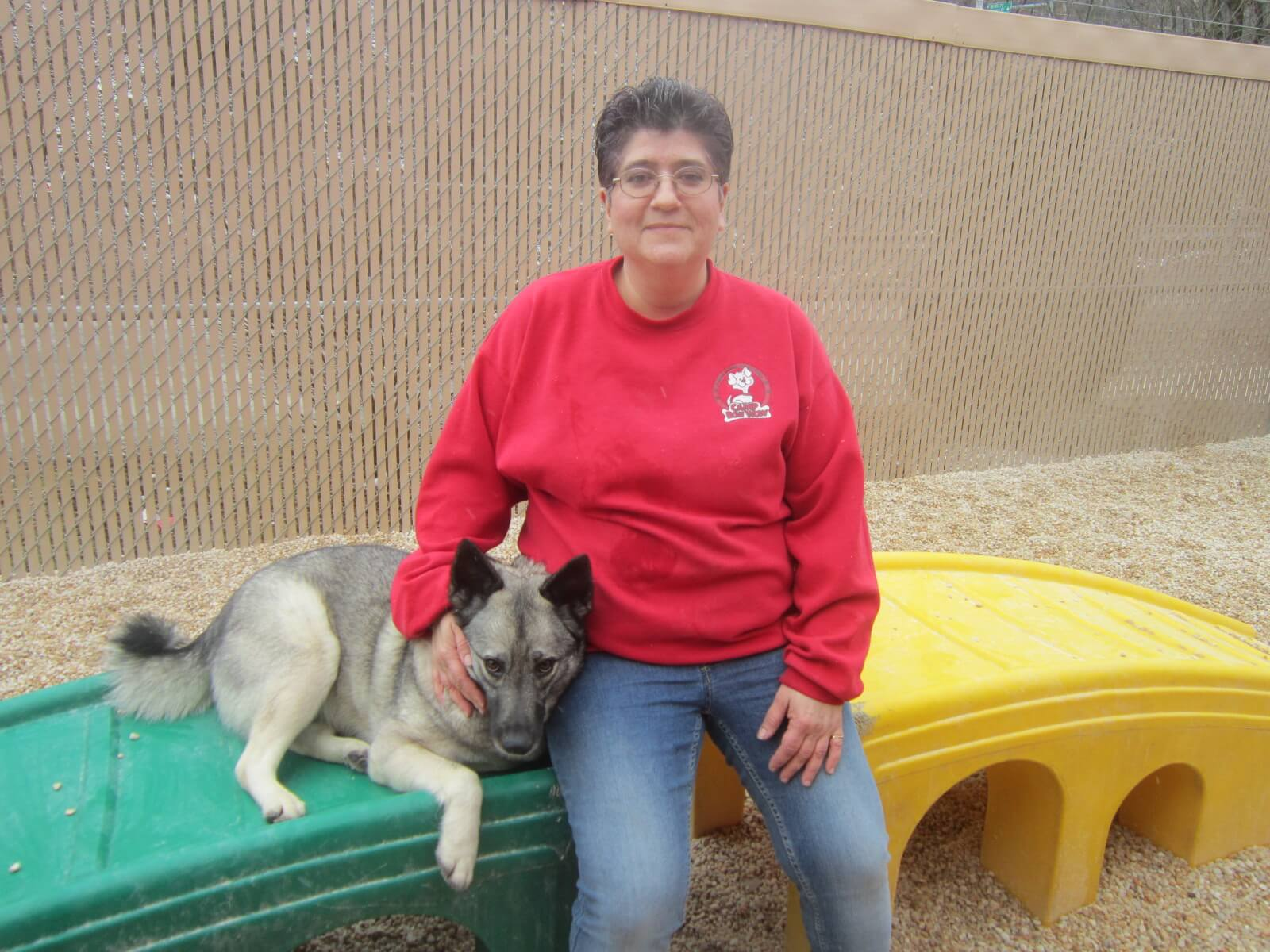 Photo of Sue Years With Camp Bow Wow: 8