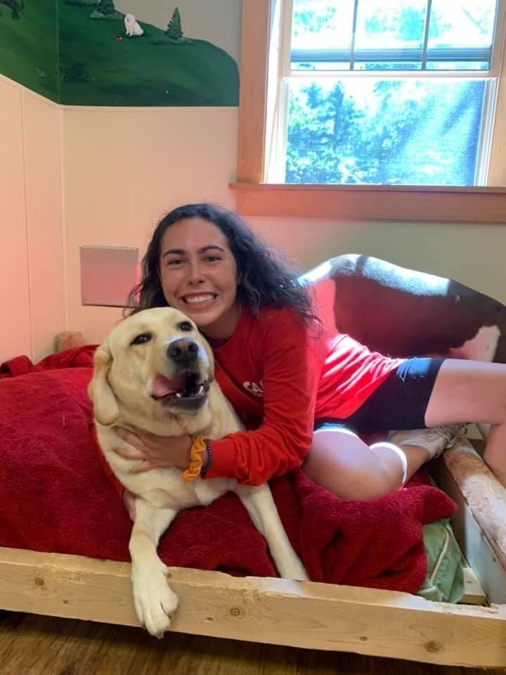Photo of Lauren Years With Camp Bow Wow: >1