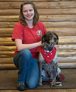Photo of Ashlie Years with Camp Bow Wow: 1