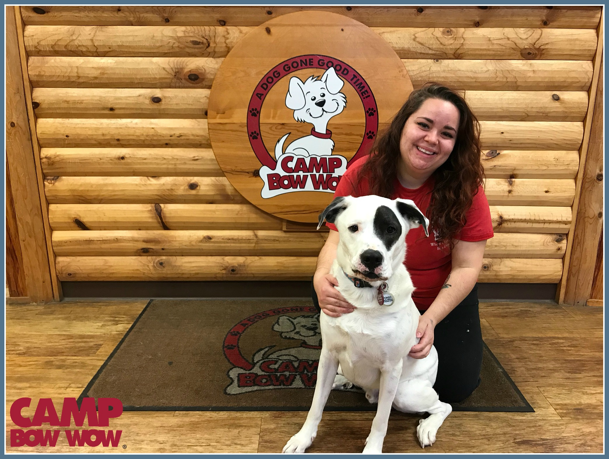 Photo of Carley Years With Camp Bow Wow: 1