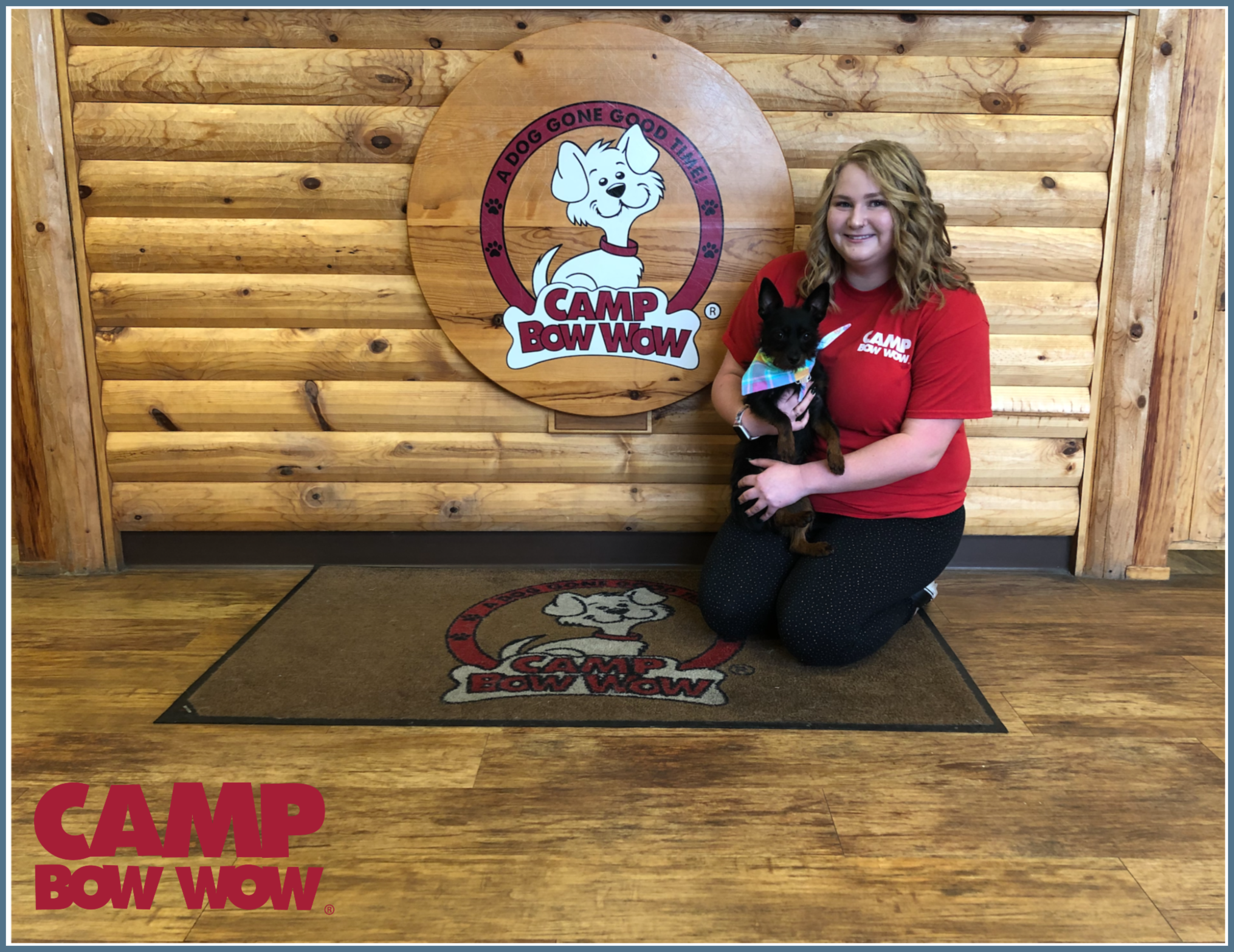 Photo of Lauryn Years With Camp Bow Wow: 9 Months