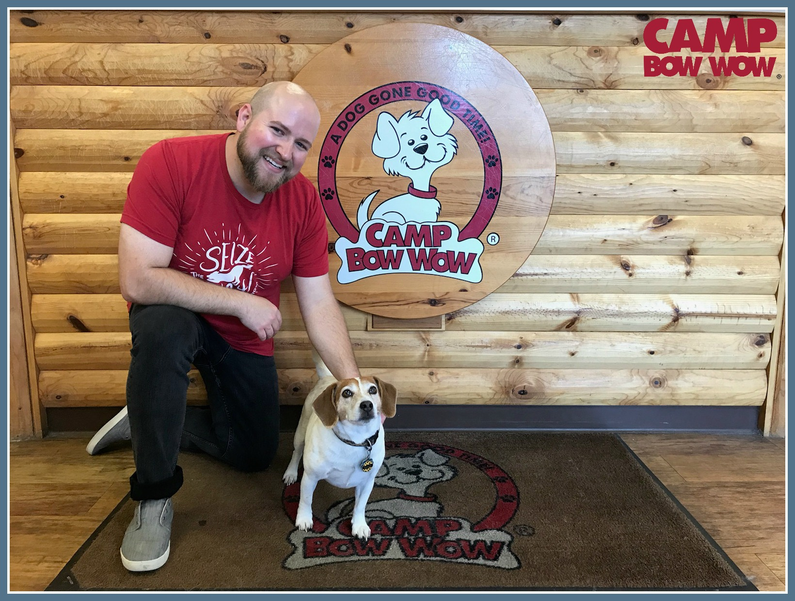 Photo of Peter Years With Camp Bow Wow: 1