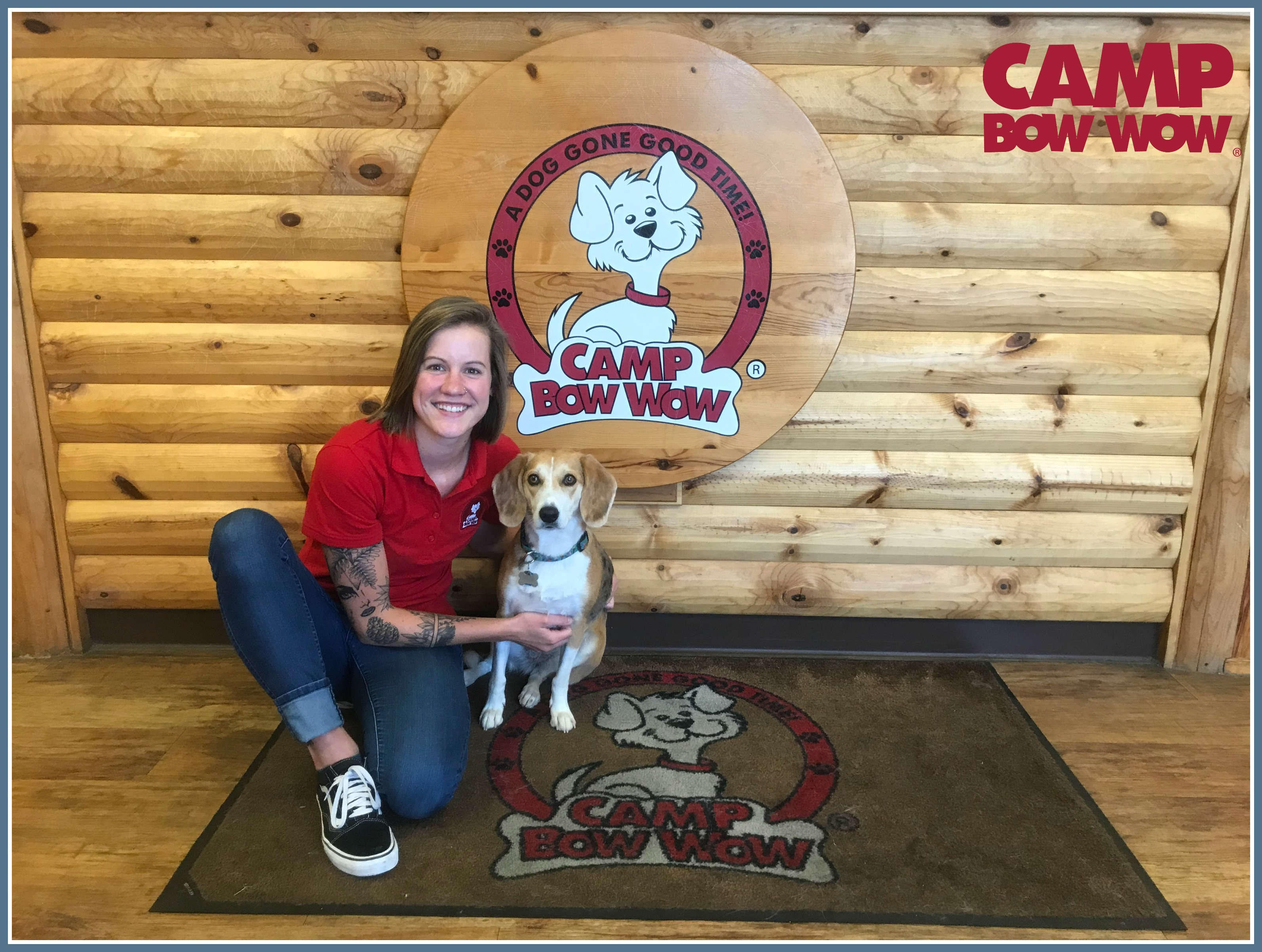 Photo of Valerie Years With Camp Bow Wow: 5 Months
