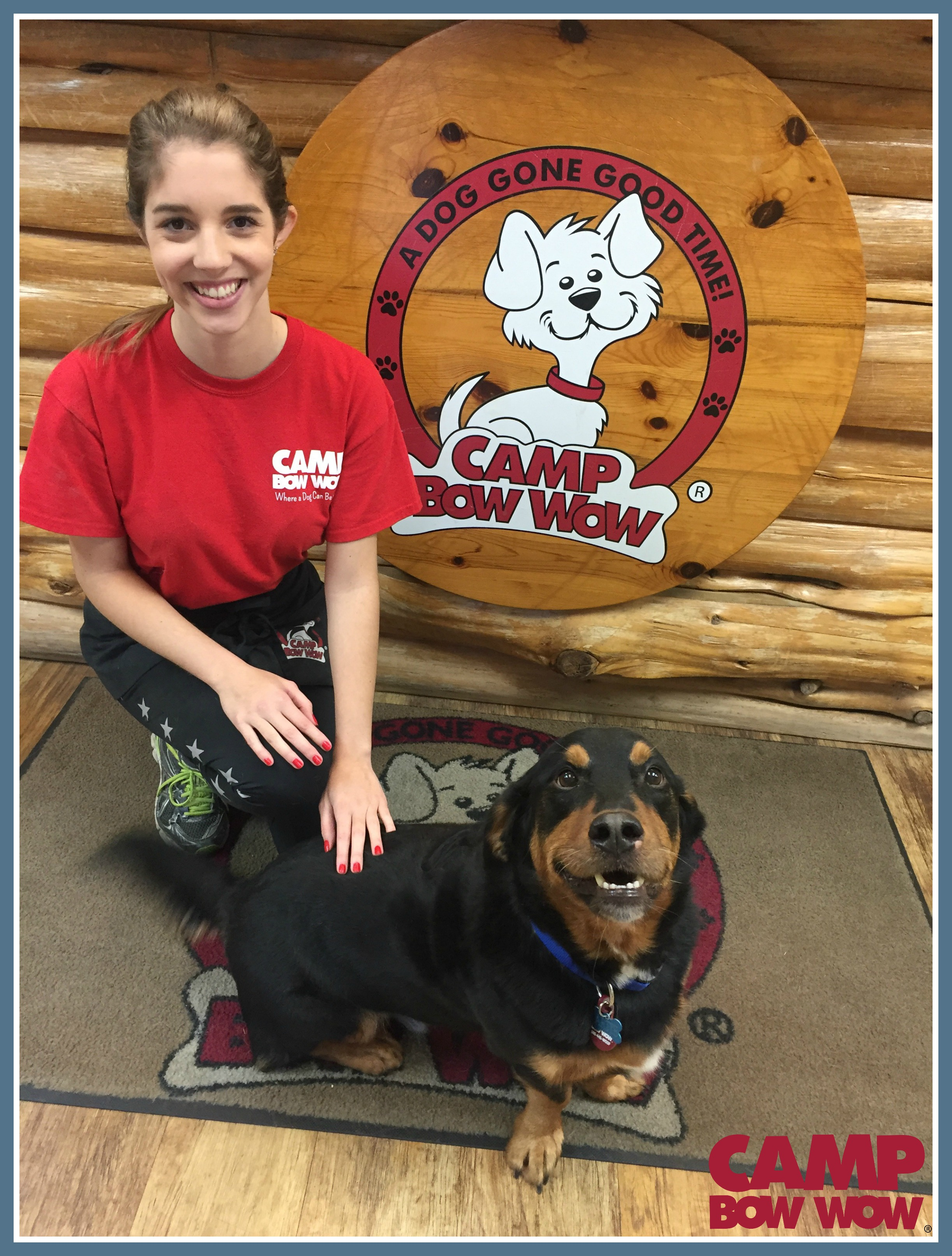 Photo of Alex Years With Camp Bow Wow: 1