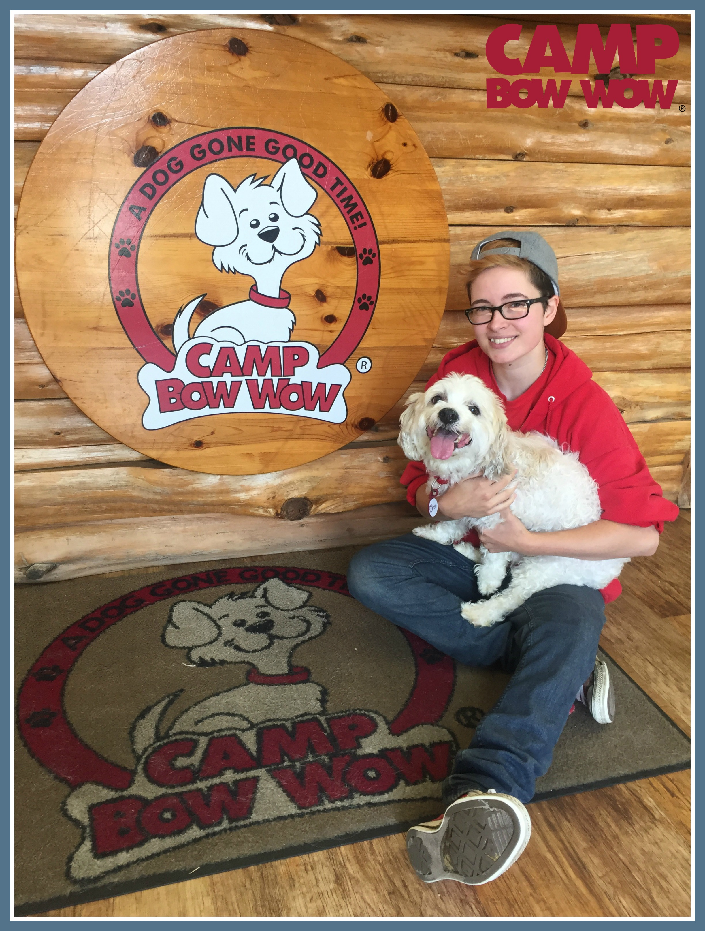 Photo of Alyssa Years With Camp Bow Wow: 1