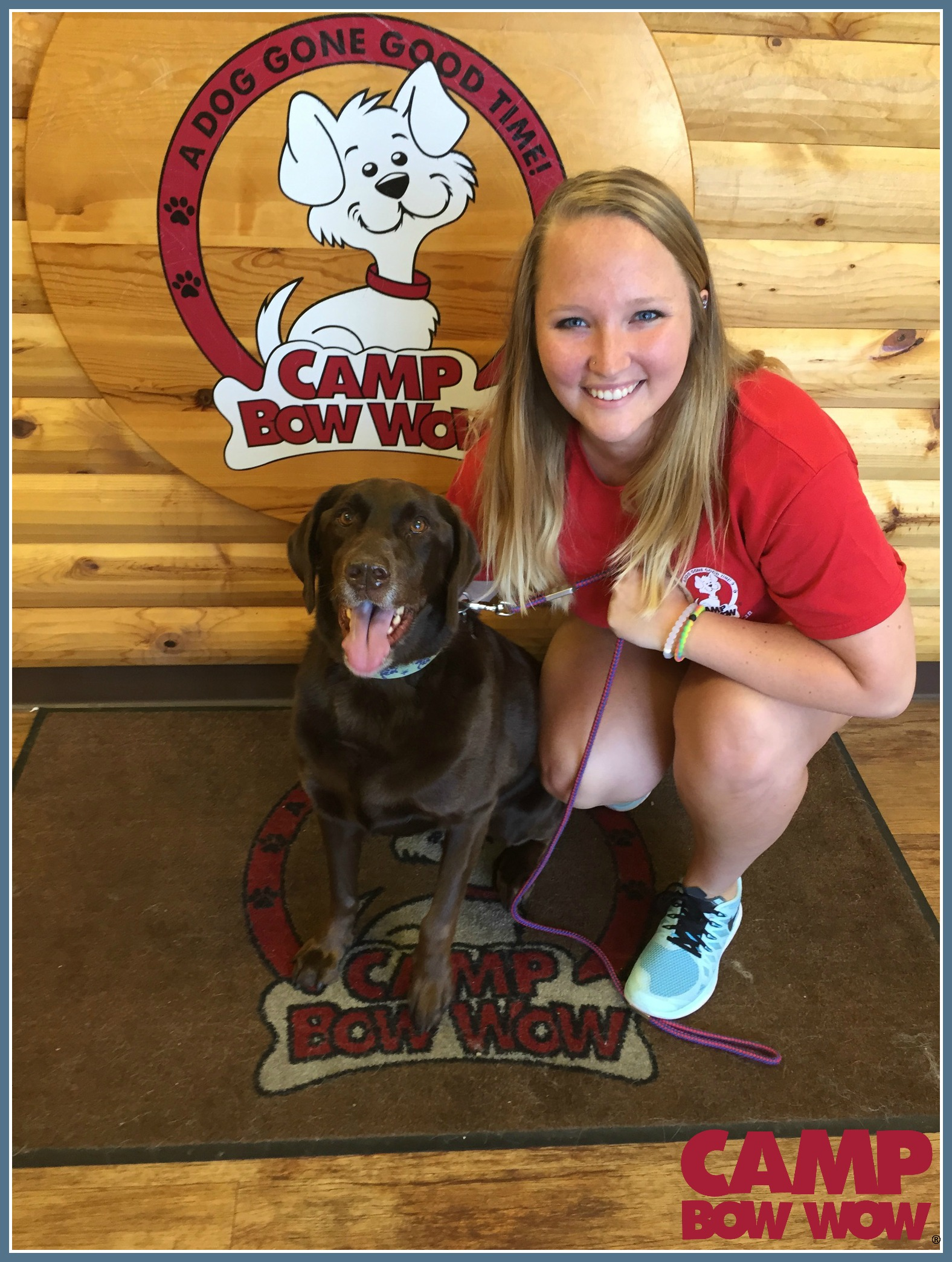 Photo of Carsen Years With Camp Bow Wow: 4