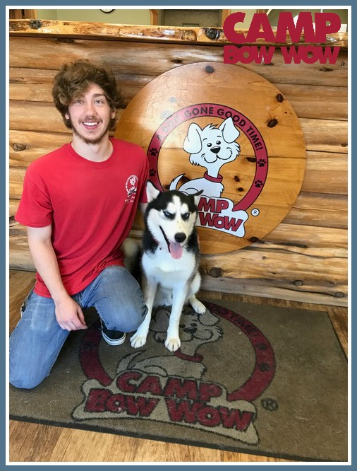 Photo of Jake Years With Camp Bow Wow: 2
