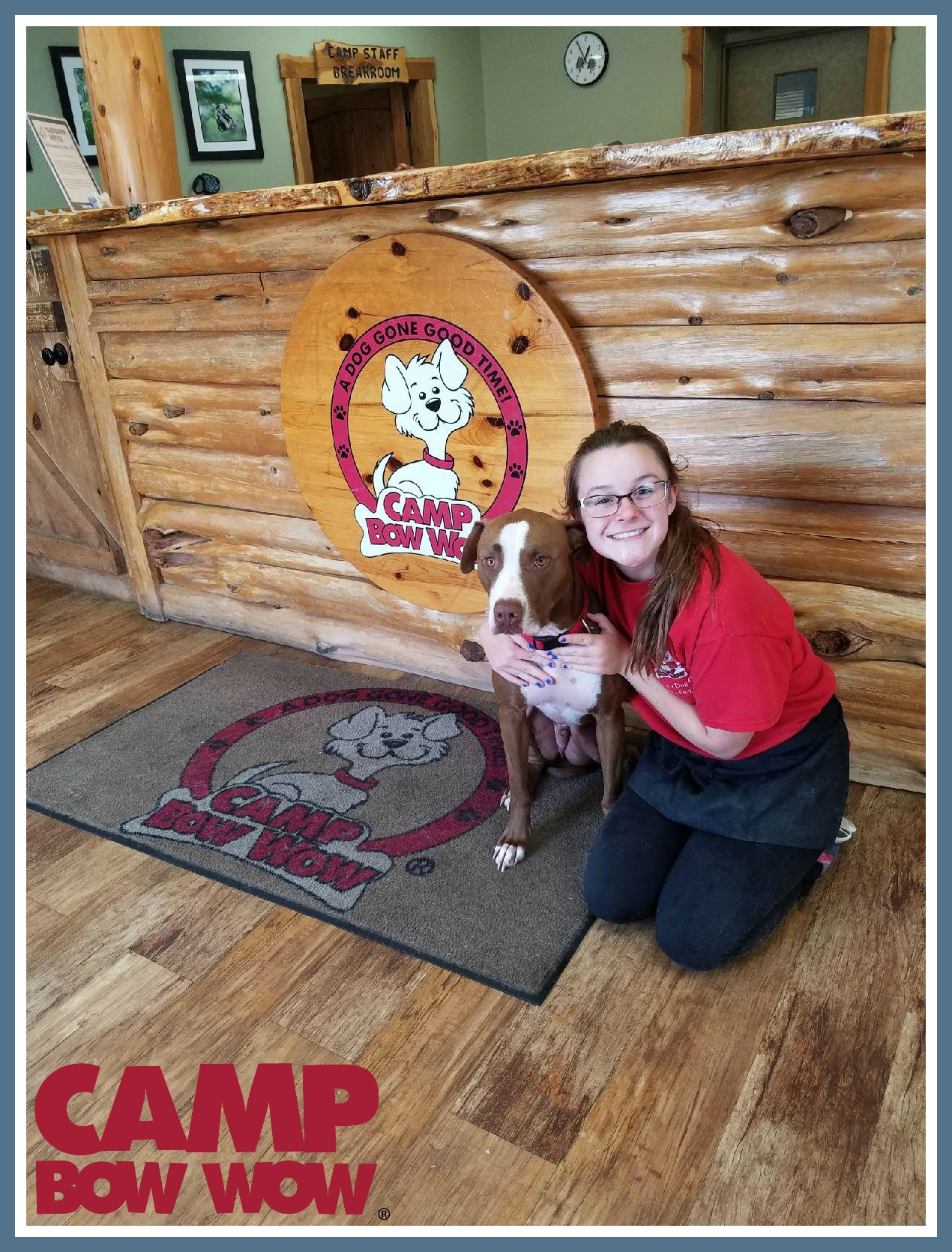 Photo of Kaitlyn Years With Camp Bow Wow: 1