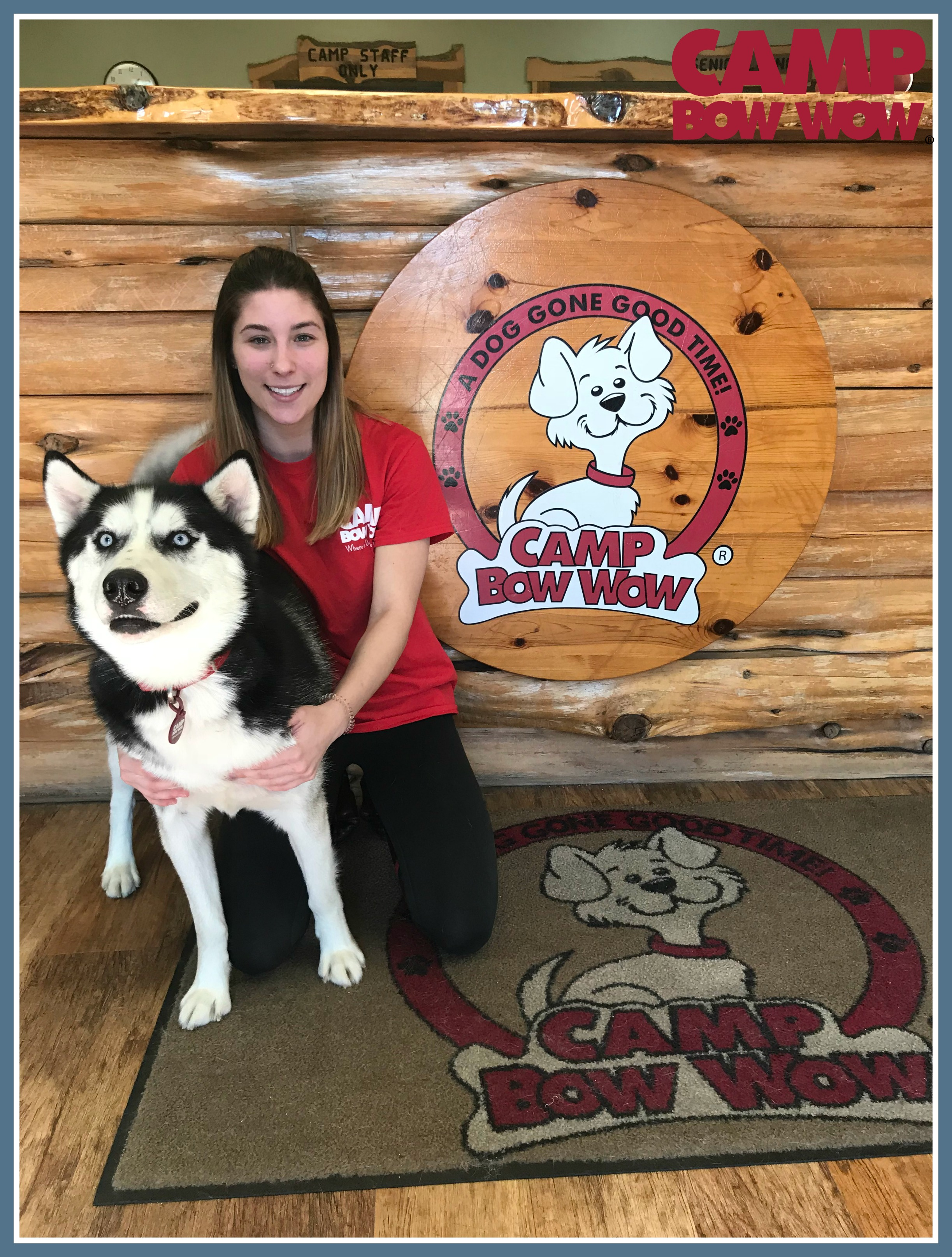 Photo of Amber Years With Camp Bow Wow: 1