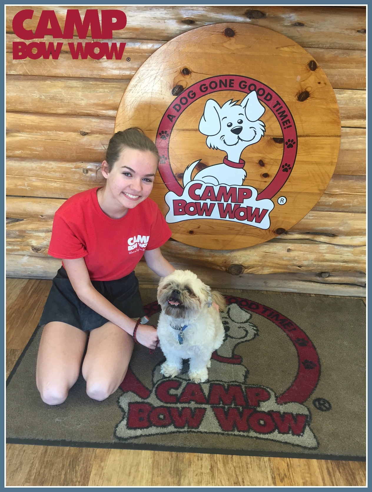 Photo of Stephanie Years With Camp Bow Wow: 1