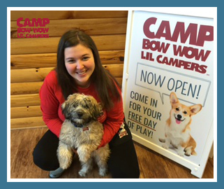Photo of Rachael Years With Camp Bow Wow: 3